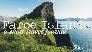 A short travel journal - Faroe Islands