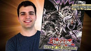 Best Yugioh Gates Of The Underworld Structure Deck Opening and Review!