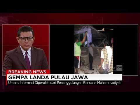 1 Orang Tertimbun Reruntuhan di Pekalongan, Gempa Pulau Jawa - Naibul Umam, Tim SAR MDMC Purwokerto