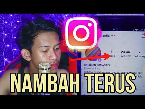 Cara Menambah Followers Instagram Paling Terbaru 2020