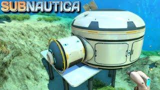 Budowa bazy - Subnautica   (#7)