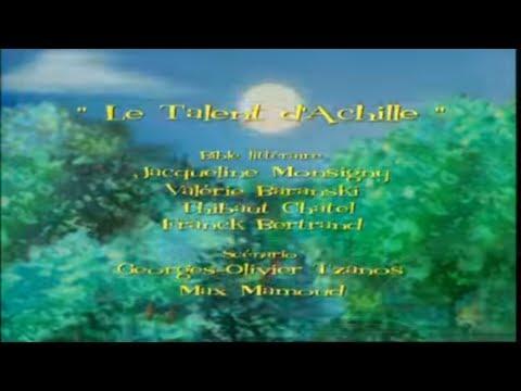 Les copains de la forêt - épisode - Le talent d'Achille