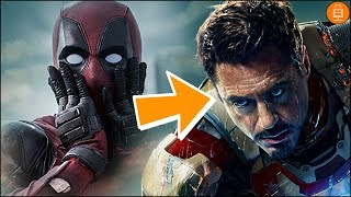 Ryan Reynolds wants Deadpool & Avengers Crossover