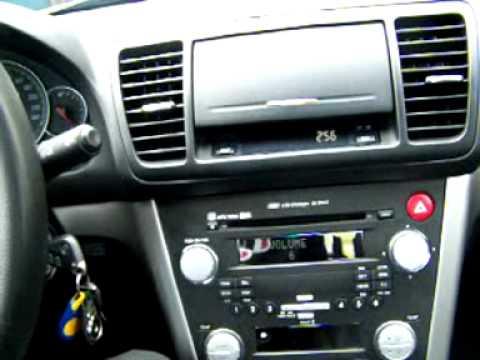 Subaru Legacy 2008 Car Audio System TEC SPL  YouTube