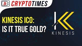 ⚠️Kinesis ICO review / KVT (KAU and KAG) tokens overview