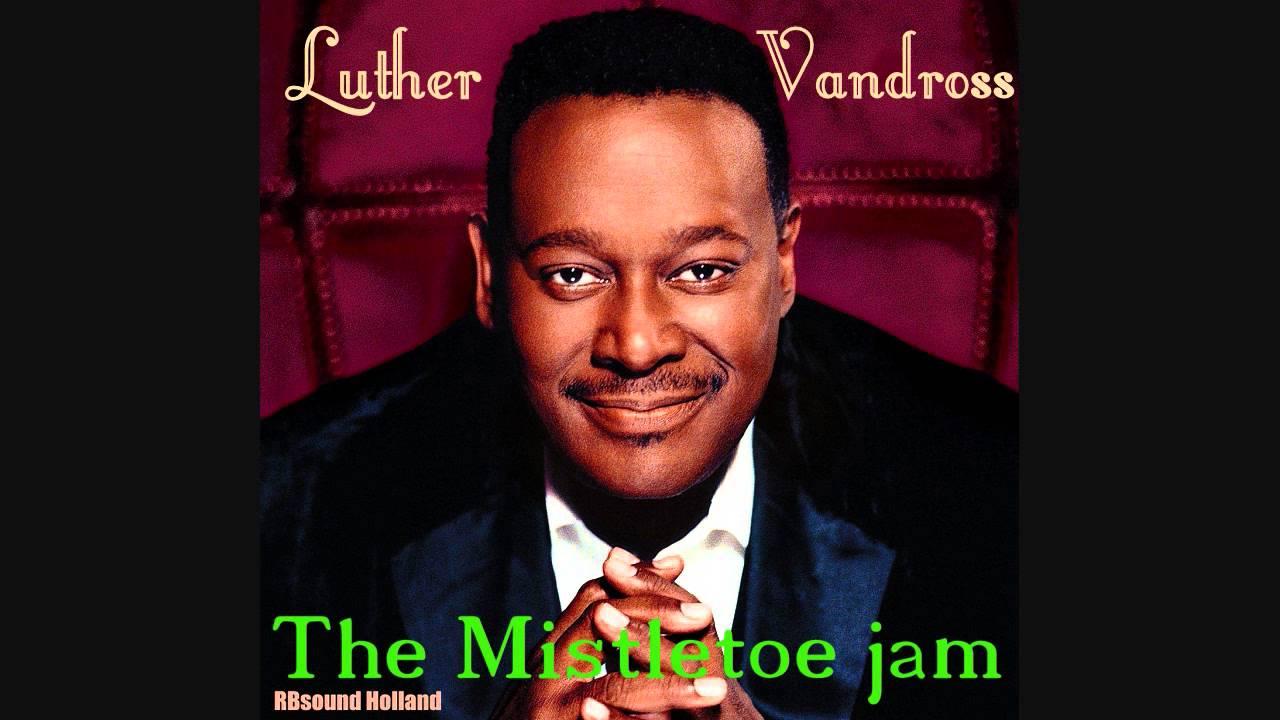 Download Luther Vandross - The Mistletoe Jam  (HQ+Sound)