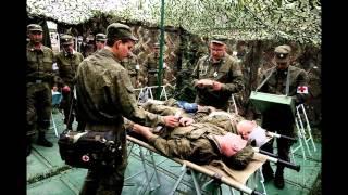 Александр Вовк - Военные врачи