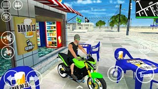 Elite MotoVlog Game #2 SportBike - Brazil Motorcycle Driver Simulator - Android Gameplay
