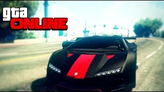 GTA 5 Online (PC) - ГОНКА ПО КАРЬЕРУ!