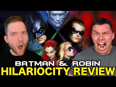 Batman & Robin - Hilariocity Review