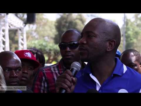 'The rule of law does not apply to the ANC' - Mmusi Maimane