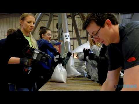 Sandbag Central: How Fargo/Moorhead Prepares For Flood Season