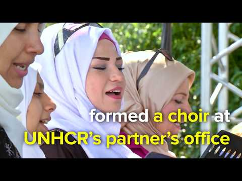The Syrian Women's Choir at the 24th Istanbul Jazz Festival