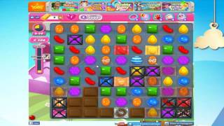 Candy Crush Level 1585 (50,000 points in 70 Seconds)