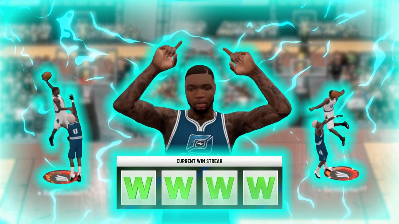 MY INSIDE OUT PLAYMAKER IS UNSTOPPABLE IN THE RUSH 1V1 EVENT IN NBA 2K20!! BEST GUARD BUILD 2K20!!