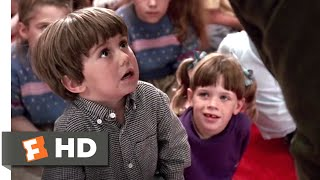 Kindergarten Cop (1990) - Boys Have a Penis Scene (3/10) | Movieclips