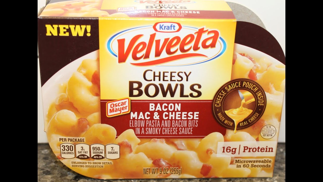 Homemade Mac And Cheese With Velveeta Bacon Homemade Ftempo