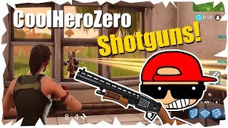 Loving the Shotgun | Fortnite Gameplay