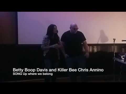 Killer bee Chris Annino