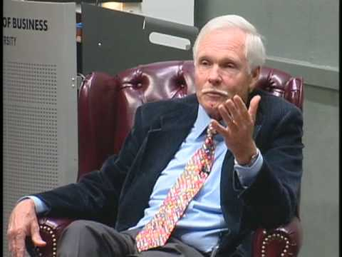 Ted Turner: Take Care of the Planet