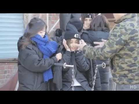 1PUNCH MV拍攝現場Sketch