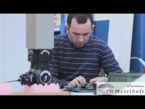3D Metrisoft Introduction to Coord 3  - The Italian CMM producers