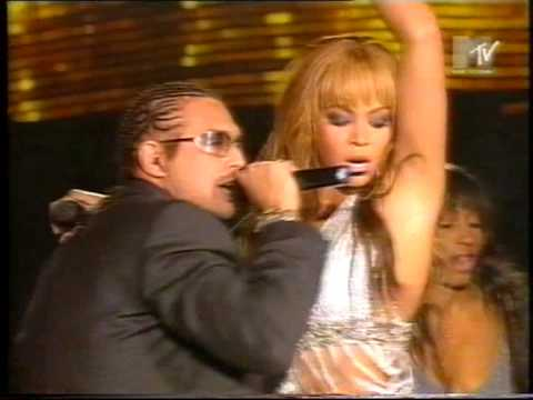 Beyoncé Feat. Sean Paul - Baby Boy (Live)