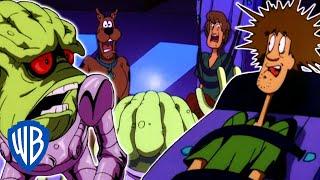 Scooby-Doo! | Scooby & Shaggy Kidnapped by Aliens! | WB Kids #Scoobtober