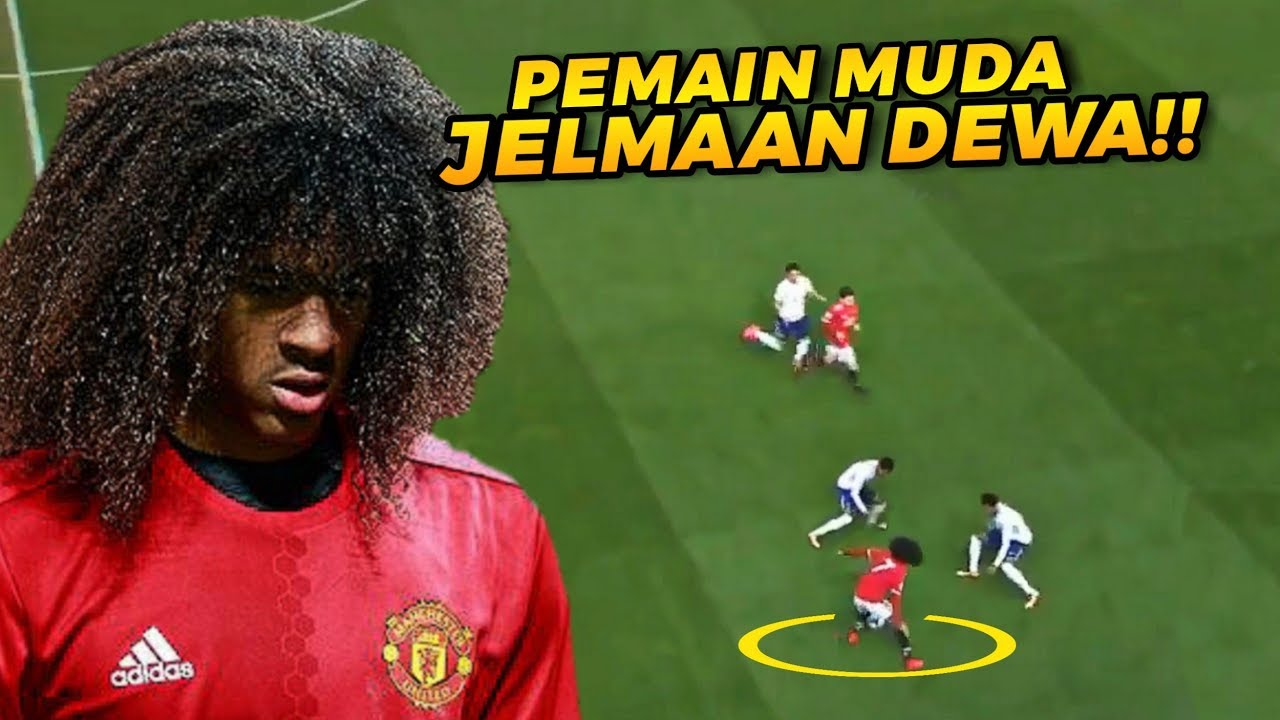 This Is Tahith Chong S Skill Player Of The MU Academy Worthy Of Entering The First Team