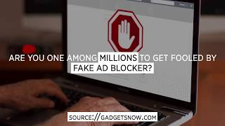 CHROME USERS FALL PREY TO FAKE ADBLOCKERS & GMAIL USERS PLAGUED BY SPAM GHOSTS