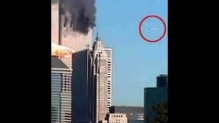 Paranormal: Da miedo! ovni identificado en vídeo de las torres gemelas en el min 1.28