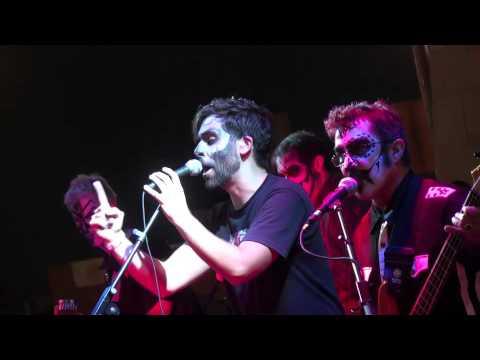 """Dia De Los Muertos 2012 """"Dead Man's Party""""  Mariachi Plaza ,Boyle Heights-"""