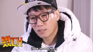 (SUPER Funny) Ji Suk Jin Too Focused Not Realized The Doctor Change Many Time!!