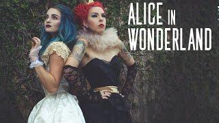 Alice in Wonderland Photoshoot