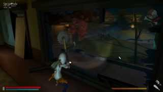 What is Zombie Playground? Zombie based Co-op action RPG