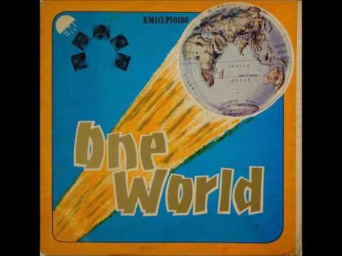 One World - The Movement (Peace) (Full Album)