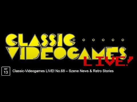 Classic-Videogames LIVE! No.68