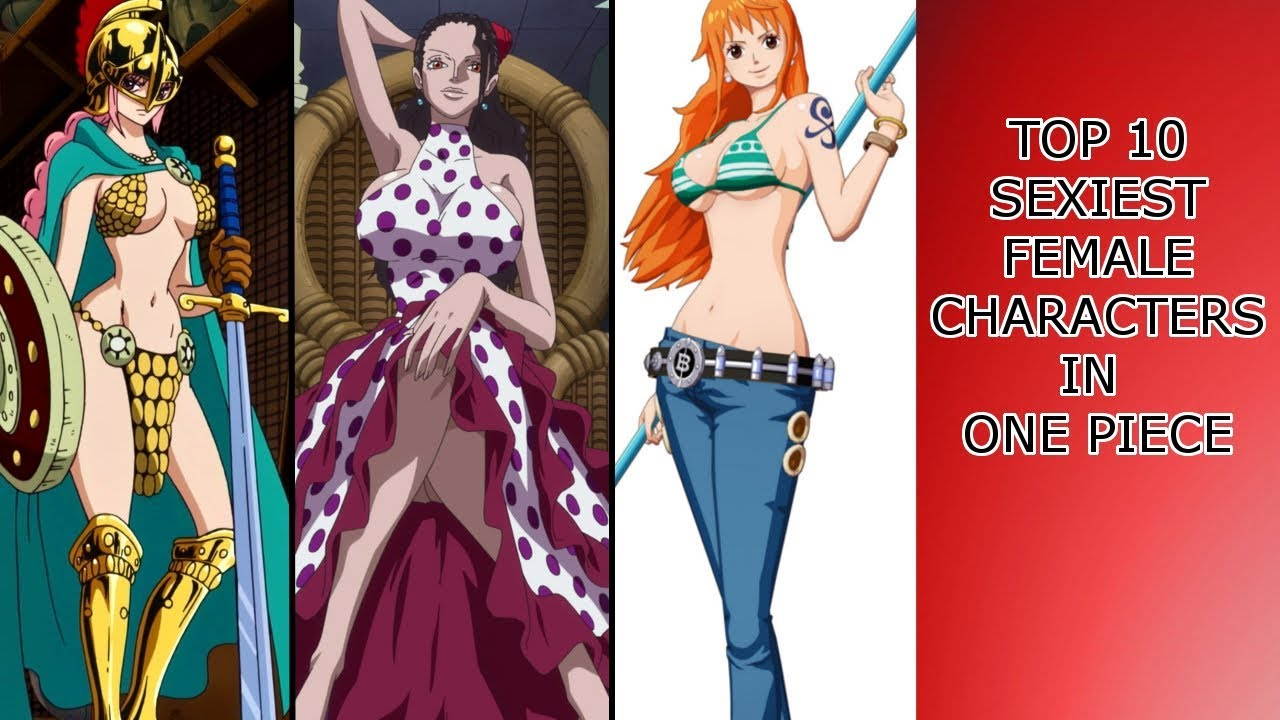 Sexiest one piece characters