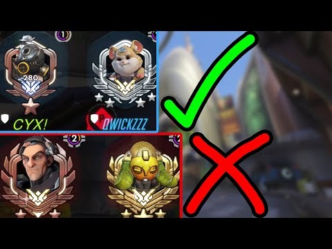 0 SHIELDS COUNTERS DOUBLE SHIELDS (Overwatch)