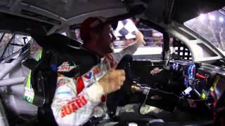 Repeat youtube video NASCAR | In-car camera of Dale Earnhardt Jr. Daytona 500 win