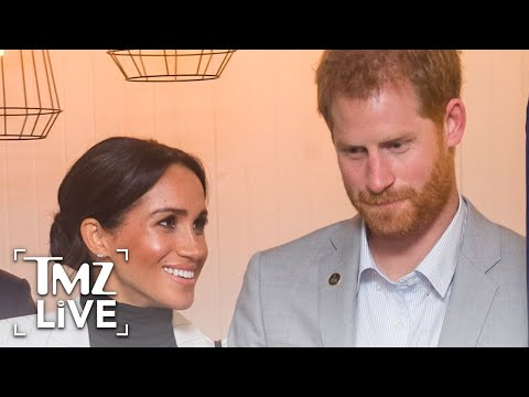 Prince Harry Slammed For Being