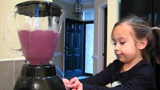 Mixed Berry Smoothie for Kids