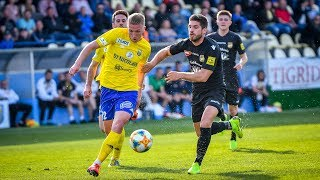 MFK ZemplГn Michalovce - FC DAC 1904 0:2 (0:0)