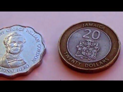 My Jamaica & Singapura Coins
