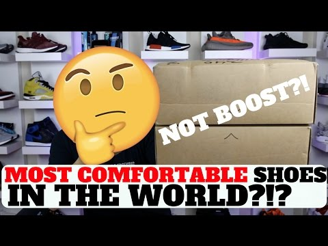 """THE WORLD'S MOST COMFORTABLE SHOES""!? NOT BOOST?! ALLBIRDS PRO / CONS"
