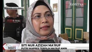 Putri Ma'ruf Amin Siapkan Diri Ikut Pilkada Tangsel