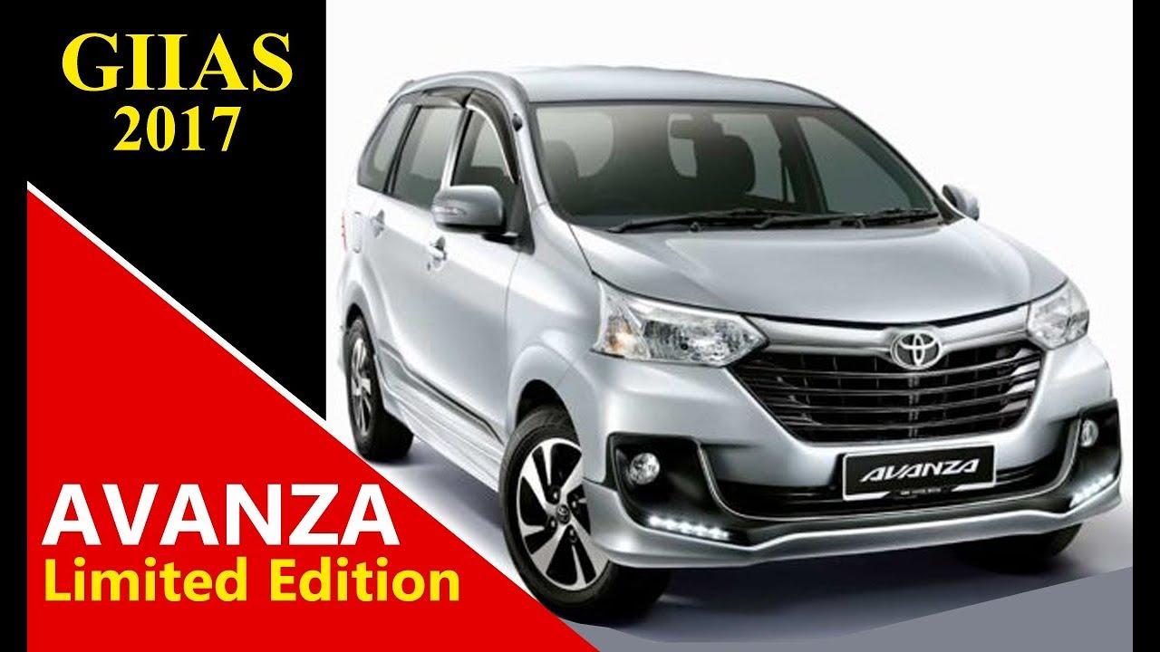 Grand New Avanza Limited Toyota Yaris Heykers Trd Sportivo Edisi 2017 Untuk Hadapi Mitsubishi Xpander
