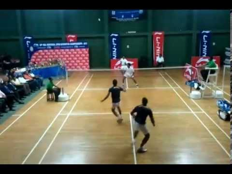 Men's Doubles Final - LI-NING MBA Open 2012 - Mercantile Badminton Sri Lanka