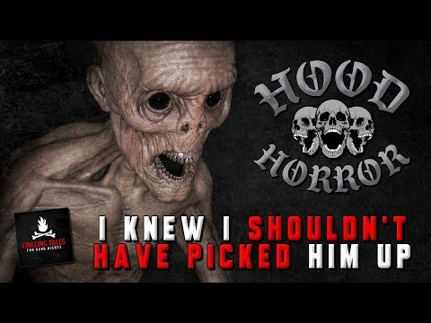 """3 Creepypasta Stories: """"I Knew I Shouldn't Have Picked Him Up"""" ???? Hood Horror — Short Scary Storie"""