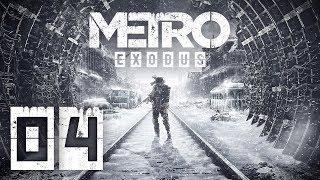 SKŁADOWISKO MATERIAŁÓW NIEBEZPIECZNYCH || Metro Exodus [#4]